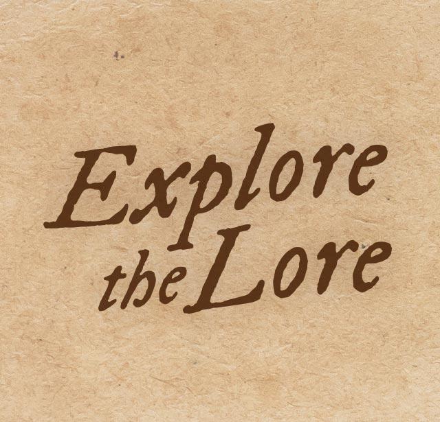 Explore the Lore - Louisiana Myths & Legends